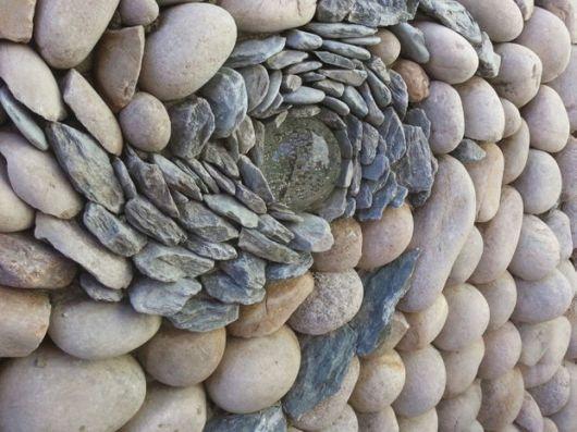 Beautiful Works Of Art Using Brick Layers