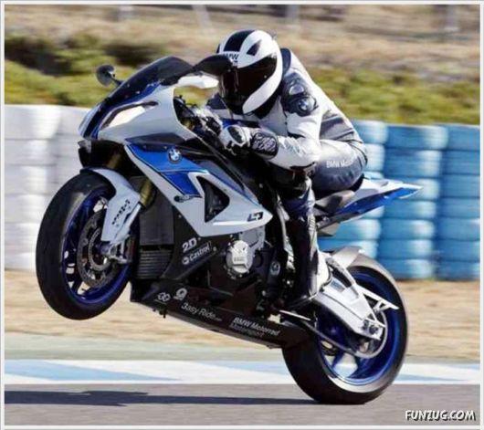 2013 BMW S1000RR HP4 Super Bike