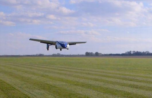 AeroMobil - The Flying Car