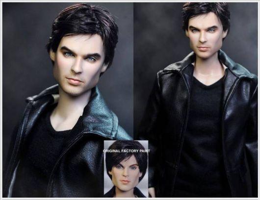 Realistic Celebrity Dolls By Noel Cruz