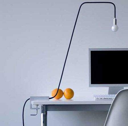 Creative And Unique Office Lamps