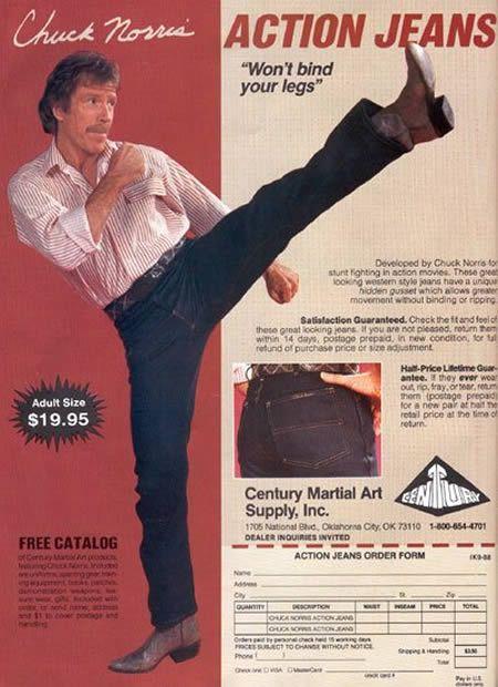 Latest Strangest Jeans Fashion