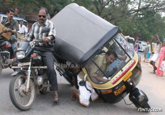It Only Happens In India