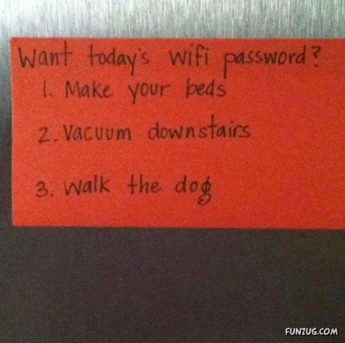Funny Parenting Moments In Pictures