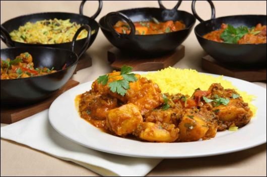 Delicious Indian Food