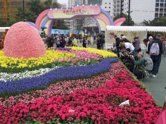 The Hong Kong Flower Show