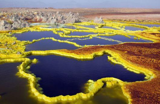 Mindblowing Alien-Looking Landscapes On Earth