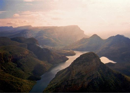 11 Great Canyons Around The World