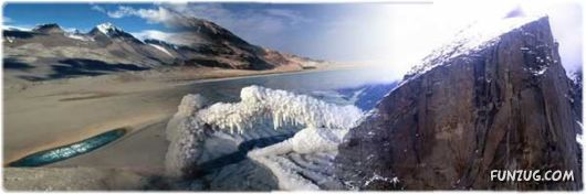 10 Most Extreme Places on Earth
