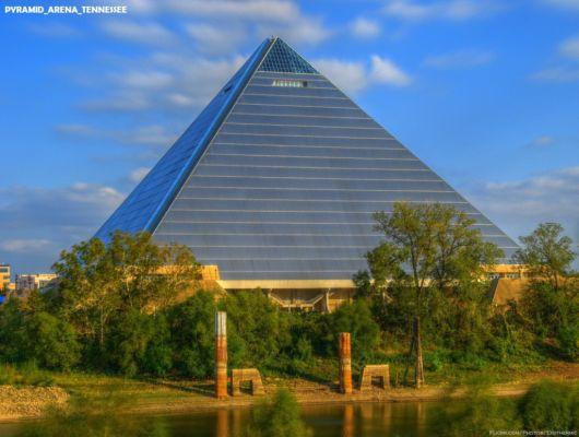 Pyramids Around The World