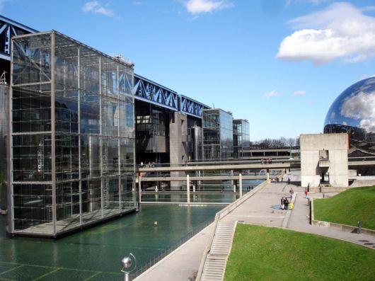 Science Park In Paris
