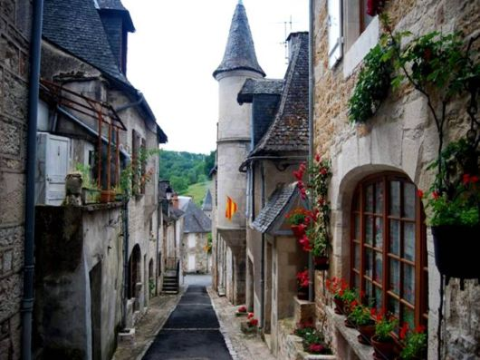 Somewhere In France