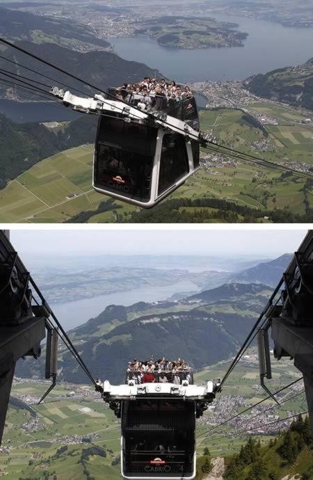 Unique Gondola Lifts Around The World
