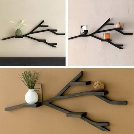 Incredibly Cool Shelves