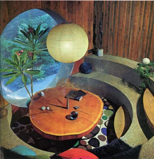 Man Caves In The 60s And 70s Were Far More Epic