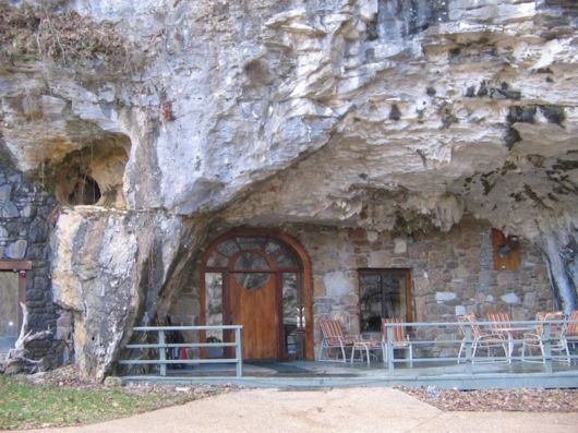 Underground Homes - Cave Dwellings Galore