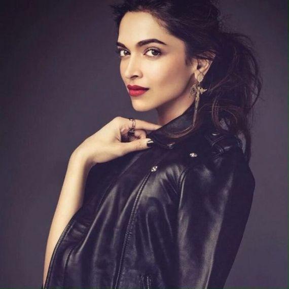 Deepika Padukone Filmfare 2016