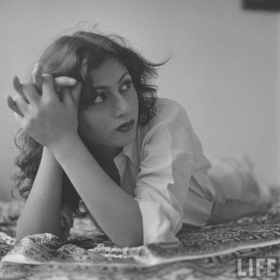 Classic Bollywood Actress Madhubala