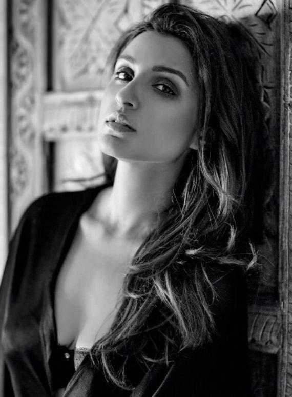 Parineeti Chopra Poses In FHM Magazine