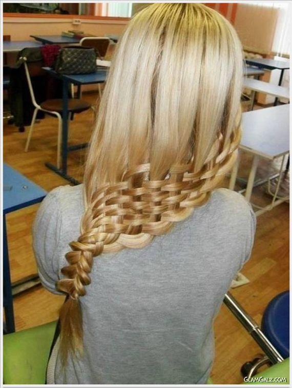 Impressive Hair Braiding Fashion