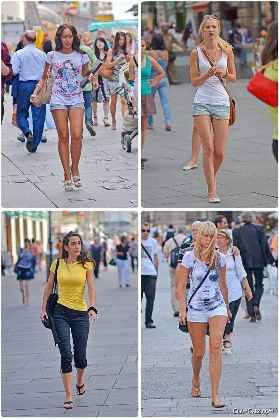 Awesome Vienna Street Fashion