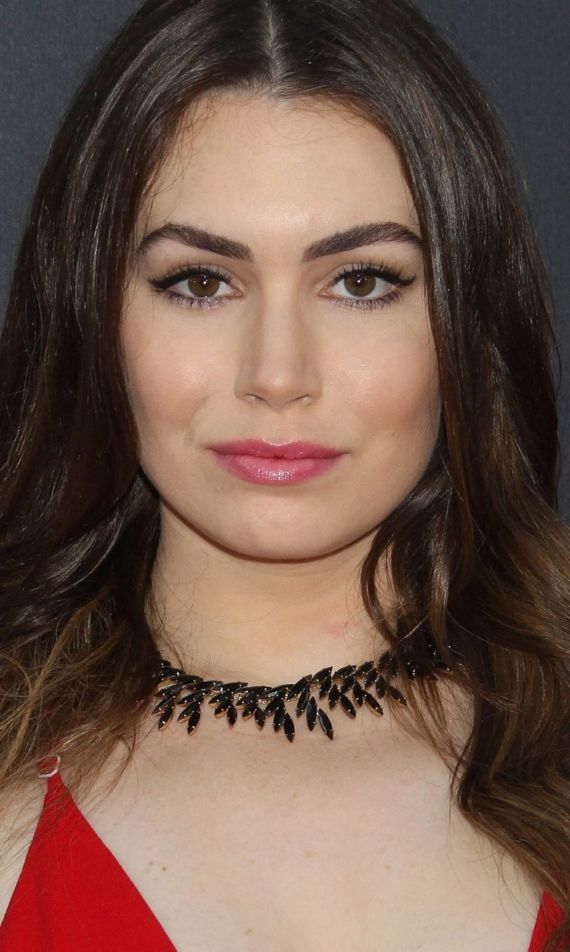 Sophie Simmons At Insidious Chapter 3 Premiere