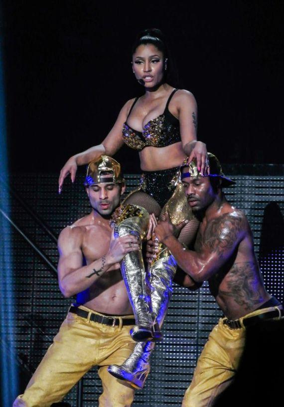 Nicki Minaj On Her Birmingham Tour
