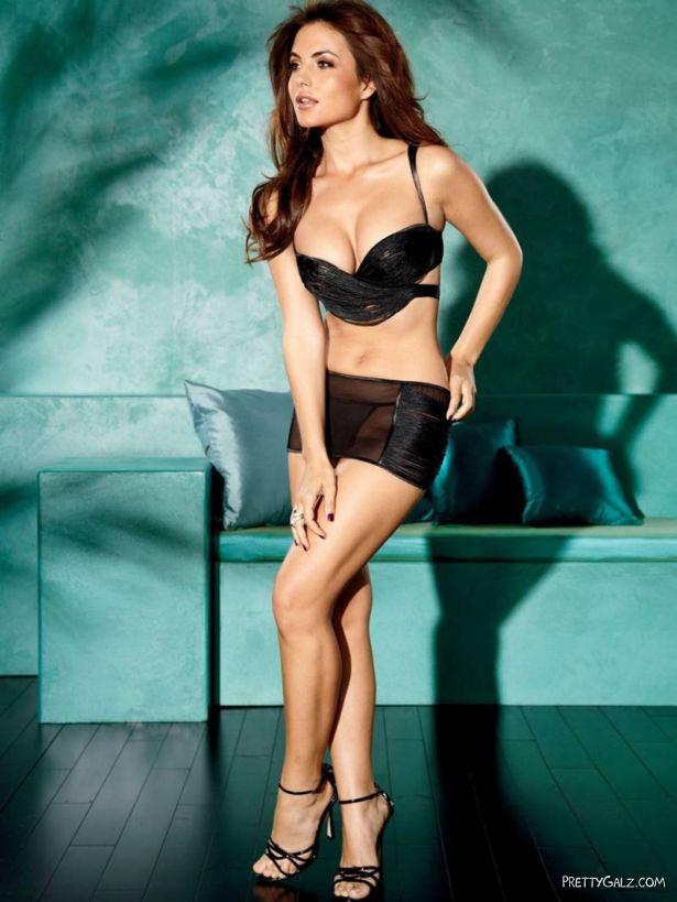 Spanish Fashion Model Diana Morales