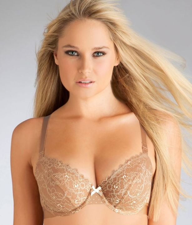 South African Model Genevieve Morton